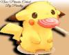 Nom! Pikachu Cutout