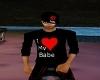 [TLW] I<3MyBabe shirt