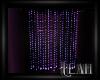 xLx Neon Bead Curtain