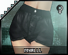 !MB! Leather Shorts REP