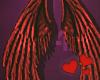Cupid Girl wings !