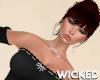 MW Babygirl Red Thorne