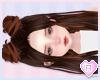 Brown Korean Hair