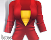 ! L! Red Yellow Jacket
