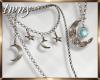 Fiona Moon Necklace