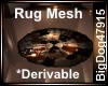 [BD] Rug Mesh