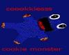 cookie monster XD