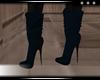 ! Dark Blue Boots
