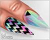 No. Hologram .Nails