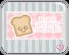 {M} Toast Stamp