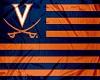 Virginia Cavaliers Flag