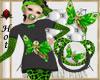 ~H~Girl Green Pacifier
