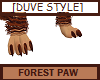 FOREST PAW