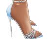 Pastel Strap Heels