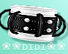 !D! Ankle Cuff Left W