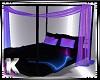 Romantic Bed Neon