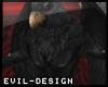 #Evil Black Falcon Body