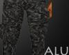 [ALU] Uniform Pants Grey