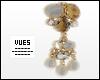 v. Quartz Earring