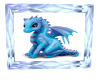 Baby Blue Dragon