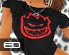 ~ED~ Blaq Spitfire Shirt