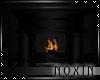 N* Raven Fireplace
