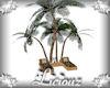:L:Tiki Palm Recliners
