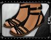 [c] Bree Sandals Black