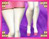 Xplus JP Pink Hood Boots