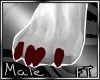(M)Red Fur Paws 2 [FT]