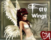 .a Fae Wings Ivory Pearl