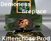 Demoness Fireplace