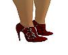 Dark Red Heels