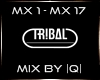 Mix by |Q|