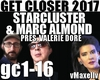 M.ALMOND-Get Closer 2017