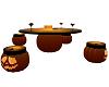 (SK) Halloween Table