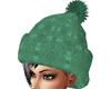 Winter Beanie Green