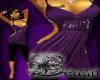 {xxx}Royal Purple halter