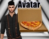 Avatar Heart Pizza