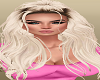 White /Brown Hair