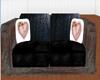Carved Ch Sofa