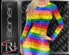 Pride mini dress