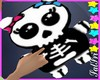 Hand Held Skelly Toy