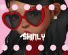 Kids Heart Sunglasse