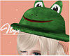 ❣ Frog! hat