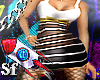 SF™ Sneak Stripe Dress