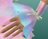 SG Kawaii Rainbow Gloves