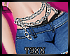!TX - Waist Chains [S]