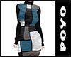 P4 Elegante Dress-Long