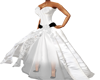 LW White Gown